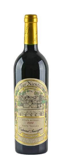 2000 Far Niente Cabernet Sauvignon