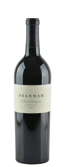 2010 Branham Estates Cabernet Sauvignon