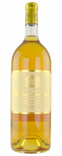 2002 Chateau Suduiraut Sauternes Blend