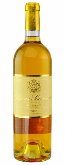2003 Chateau Suduiraut Sauternes Blend