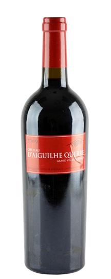 2009 Chateau d'Aiguilhe Querre Bordeaux Blend