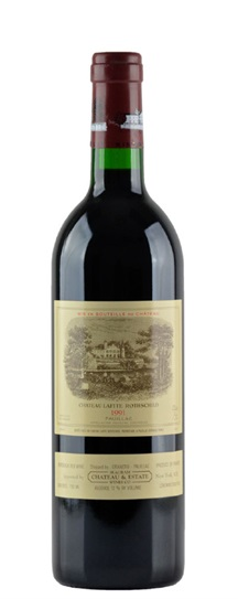 1987 Lafite-Rothschild Bordeaux Blend