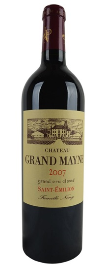 2007 Grand-Mayne Bordeaux Blend