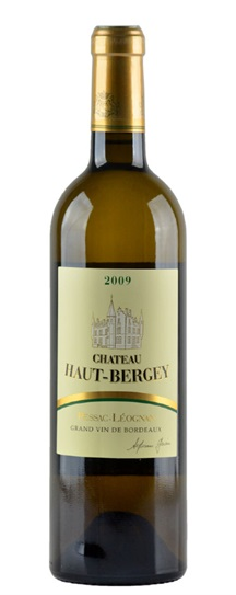 2009 Haut Bergey Blanc