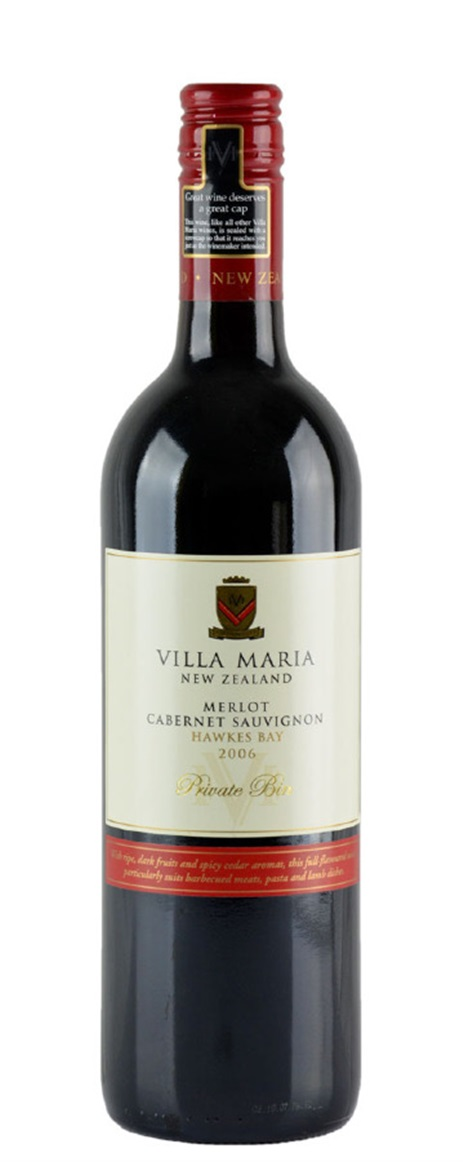 Villa Maria Private Bin Merlot
