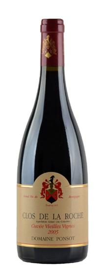 2010 Ponsot, Domaine Clos de la Roche Vieilles Vignes