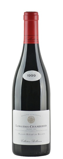 1999 Roche de Bellene, Maison Collection Bellenum Latricieres Chambertin