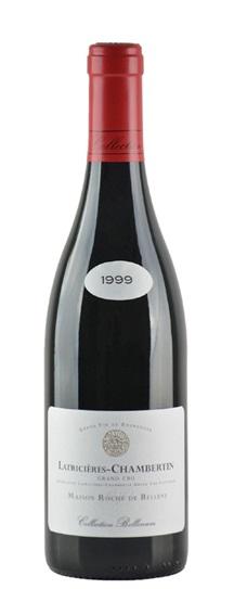 1999 Roche de Bellene, Maison Collection Bellenum Latricieres Chambertin