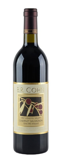 1985 Cohn, B R Cabernet Sauvignon Olive Hill Vineyard