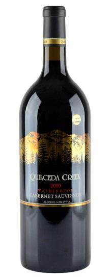 2000 Quilceda Creek Cabernet Sauvignon
