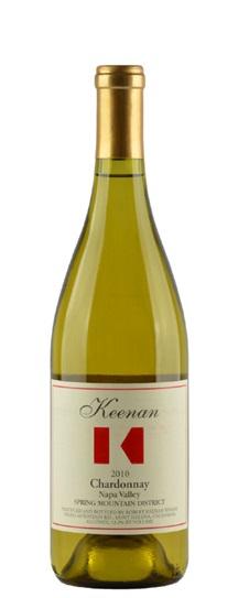2010 Robert Keenan Chardonnay