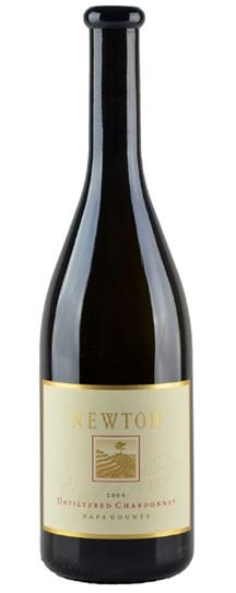 2009 Newton Chardonnay Unfiltered