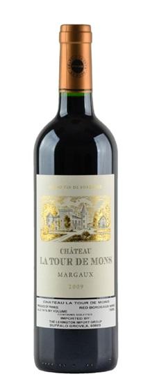 2010 La Tour de Mons Bordeaux Blend
