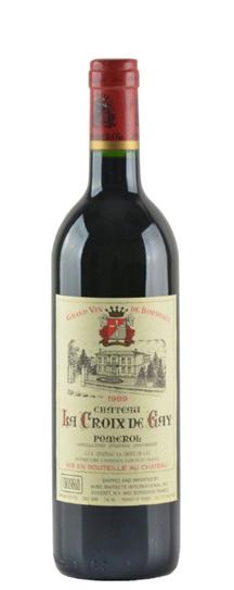 1990 La Croix de Gay Bordeaux Blend