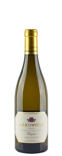 2009 Arrowood Viognier Saralee's Vineyard