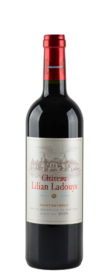 2010 Ladouys, Lilian Bordeaux Blend