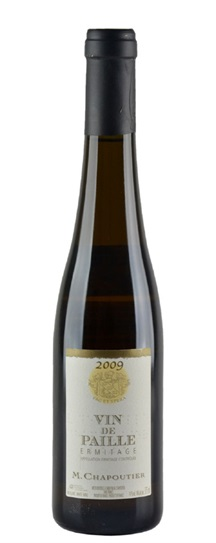 2009 Chapoutier Hermitage Vin de Paille