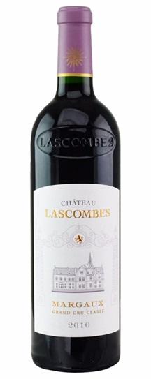 2010 Lascombes Bordeaux Blend