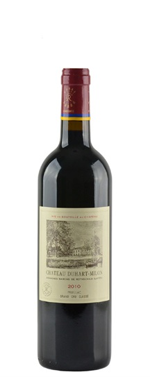 2010 Duhart-Milon-Rothschild Bordeaux Blend