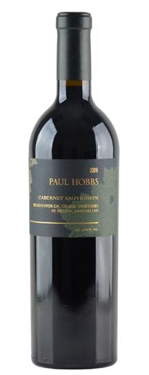 2009 Hobbs, Paul Cabernet Sauvignon Beckstoffer Dr Crane Vineyard