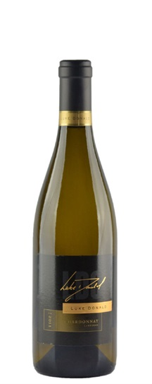 2011 Luke Donald Chardonnay