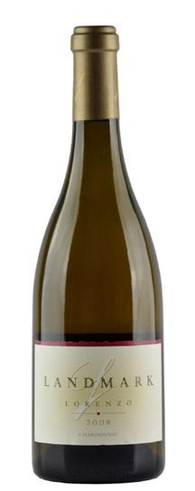 2008 Landmark Chardonnay Lorenzo Vineyard