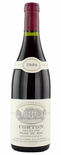 2000 Chandon de Briailles Corton Clos du Roi