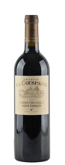 2009 Couspaude, La Bordeaux Blend