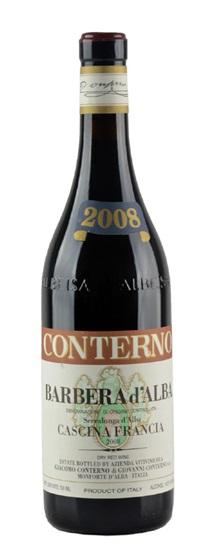 2006 Giacomo Conterno Barbera d'Alba Cascina Francia
