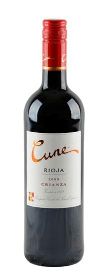 2009 Cune Rioja Crianza