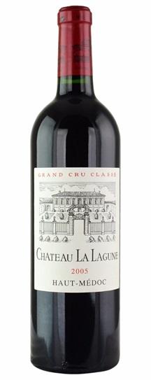 2005 Lagune, La Bordeaux Blend