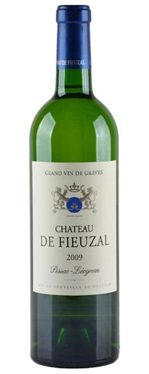 2009 Fieuzal, De Blanc