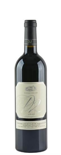 2000 Delille Cellars D2 Proprietary Red Wine