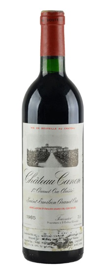 2011 Canon Bordeaux Blend