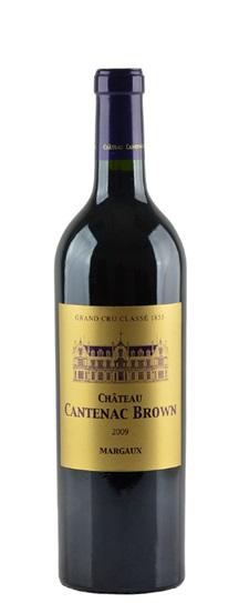 2009 Cantenac Brown Bordeaux Blend