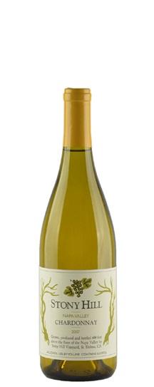 2007 Stony Hill Chardonnay