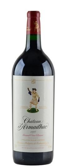 1998 d'Armailhac Bordeaux Blend