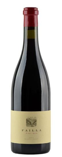 2012 Failla Pinot Noir Sonoma Coast