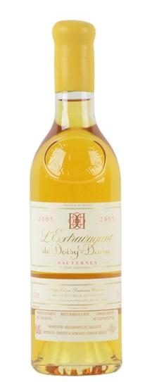 2005 Doisy Daene L'Extravagant