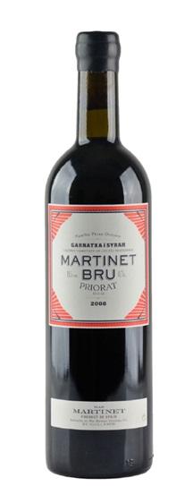 2008 Clos Martinet Martinet Bru