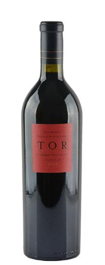 2002 Tor Kenward Family Vineyards Cabernet Sauvignon Clone 4
