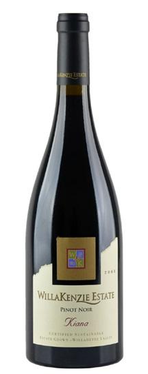 2008 Willakenzie Estate Pinot Noir Kiana