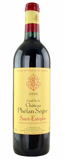 1996 Phelan-Segur Bordeaux Blend