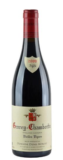 2009 Mortet, Domaine Denis Gevrey Chambertin Vieilles Vignes