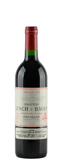 2000 Lynch Bages Bordeaux Blend