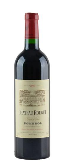 1982 Rouget Bordeaux Blend