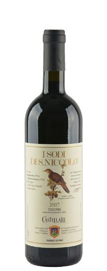 2007 Castellare I Sodi di San Niccolo Vino da Tavola