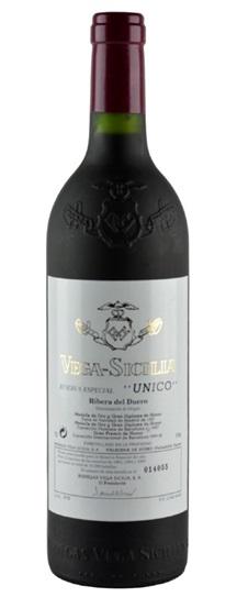 Vega Sicilia 2010 Release Unico Reserva Especial