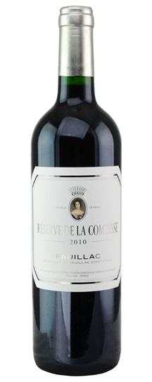 2011 Reserve de Comtesse de Lalande Bordeaux Blend
