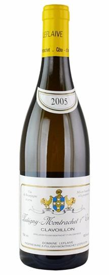 2006 Leflaive, Domaine Puligny Montrachet Clavoillon